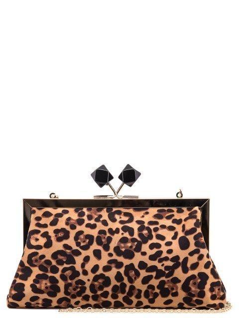 Коричневая сумка планшет Domenica - 665.00 руб