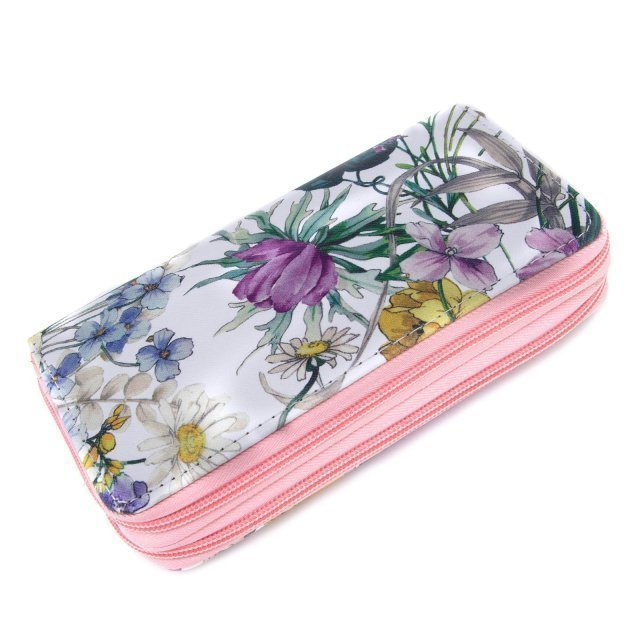 Розовое портмоне David Jones - 399.00 руб