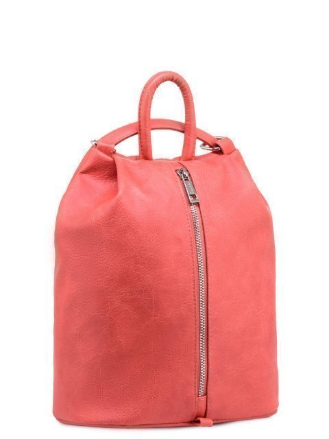 Коралловый рюкзак S.Lavia (Славия) - артикул: 1128 598 43 - ракурс 1