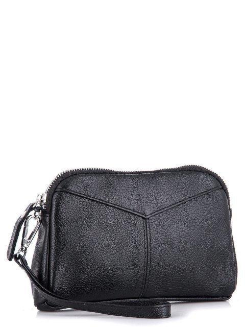 Чёрная сумка планшет S.Lavia (Славия) - артикул: 0018 12 01 - ракурс 1