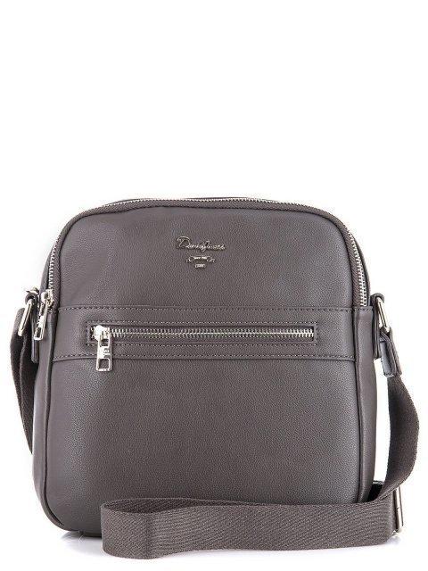 Серая сумка планшет David Jones - 2190.00 руб