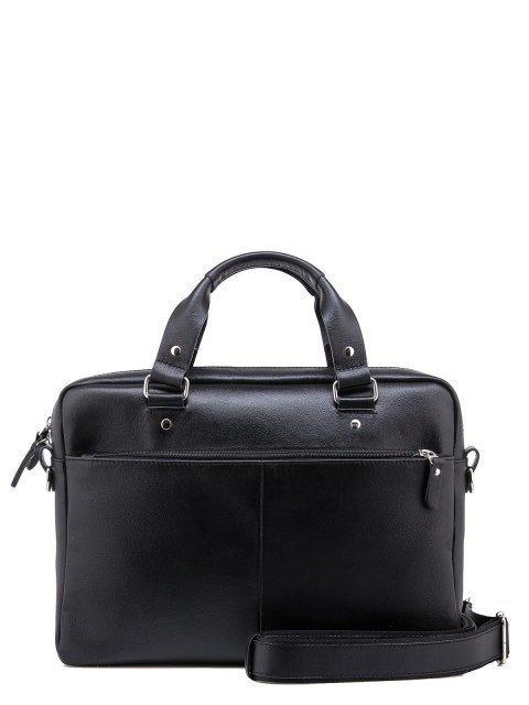 Чёрная сумка классическая S.Lavia (Славия) - артикул: 0055 10 01 - ракурс 3