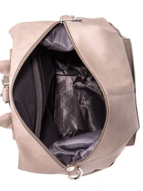 Бежевый рюкзак S.Lavia (Славия) - артикул: 1029 910 25 - ракурс 4