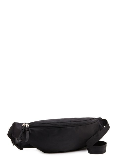 Чёрная сумка на пояс S.Lavia (Славия) - артикул: 00-49 000 01 - ракурс 1