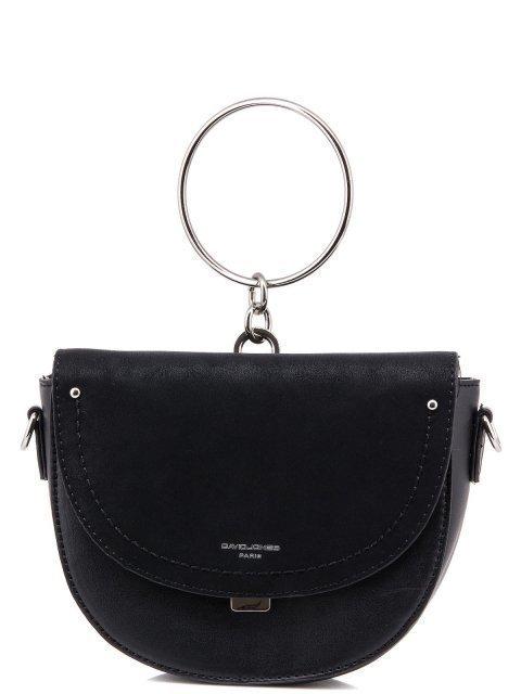 Чёрная сумка планшет David Jones - 1100.00 руб