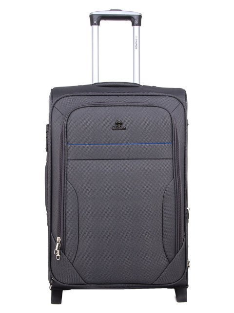 Серый чемодан 4 Roads - 4899.00 руб