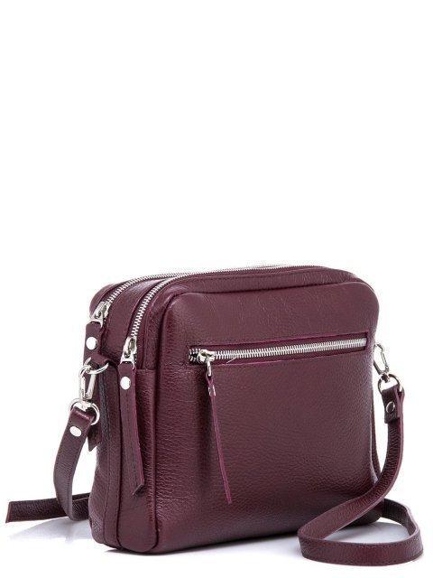 Бордовая сумка планшет S.Lavia (Славия) - артикул: 0030 12 03 - ракурс 2