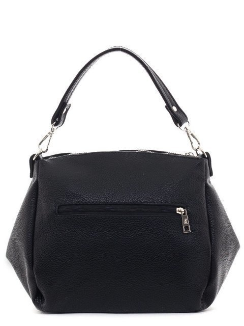 Чёрная сумка мешок S.Lavia (Славия) - артикул: 829 902 01 - ракурс 3