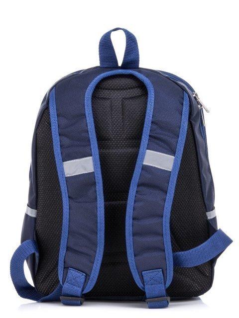 Синий рюкзак Lbags (Эльбэгс) - артикул: К0000031246 - ракурс 3