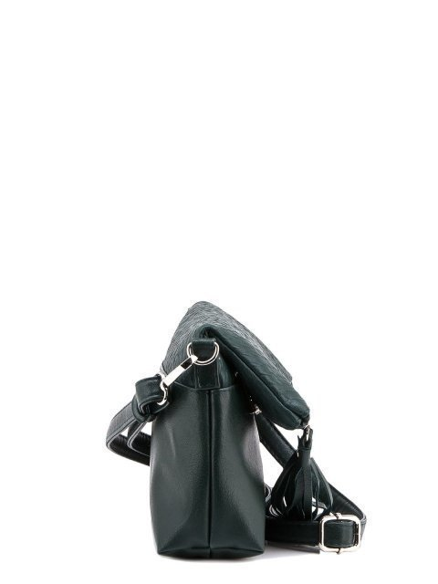 Зелёная сумка планшет S.Lavia (Славия) - артикул: 1090 838 31 - ракурс 3