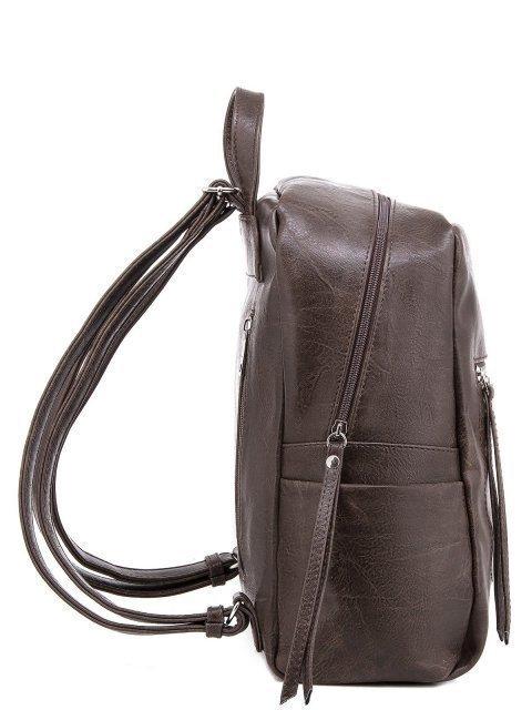 Коричневый рюкзак S.Lavia (Славия) - артикул: 937 512 52 - ракурс 2