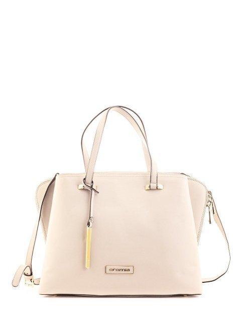 Бежевая сумка классическая Cromia - 15250.00 руб