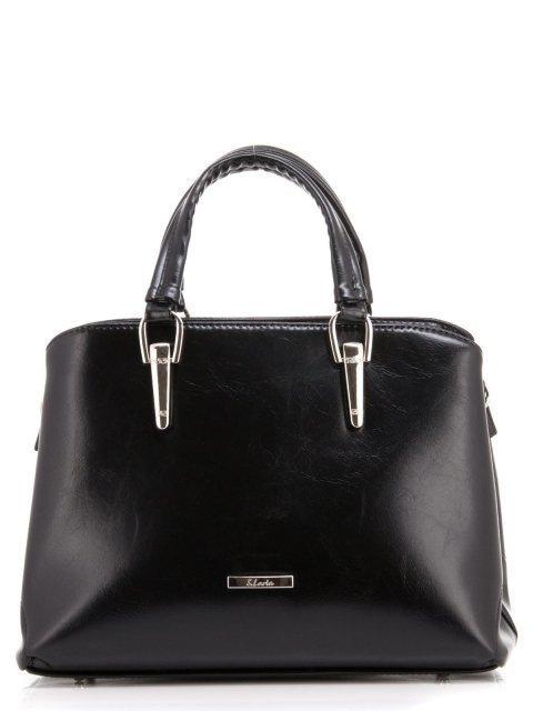 Чёрная сумка классическая S.Lavia - 1791.00 руб