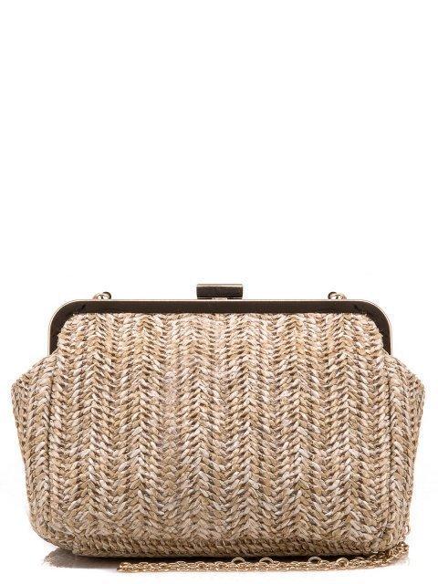 Бежевая сумка планшет Domenica - 750.00 руб