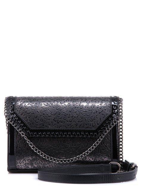 Чёрная сумка планшет Richezza - 1400.00 руб