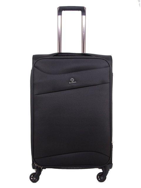Чёрный чемодан 4 Roads - 5999.00 руб