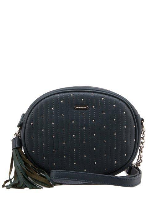 Зелёная сумка планшет David Jones - 1050.00 руб