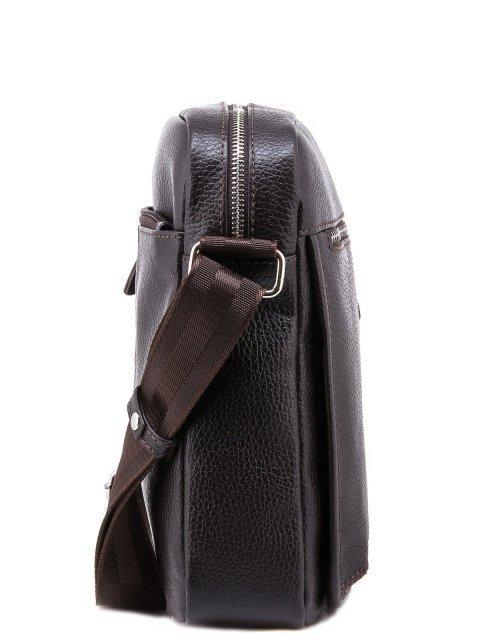 Коричневая сумка планшет S.Lavia (Славия) - артикул: 0036 12 12 - ракурс 2
