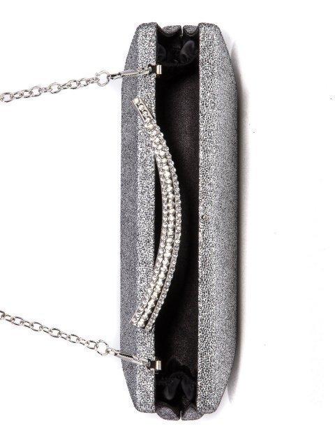 Серебряная сумка планшет Domenica (Domenica) - артикул: 0К-00003261 - ракурс 4