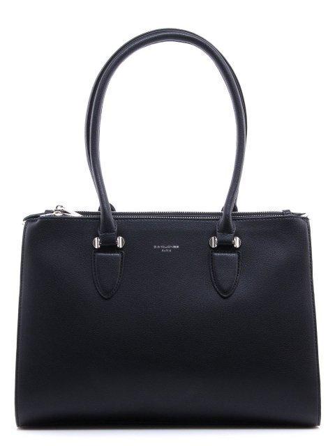 Чёрная сумка классическая David Jones - 1500.00 руб