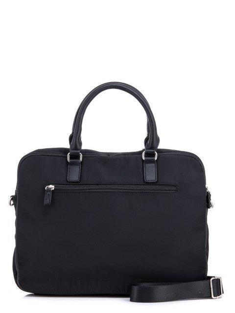 Чёрная сумка классическая David Jones (Дэвид Джонс) - артикул: К0000034175 - ракурс 3