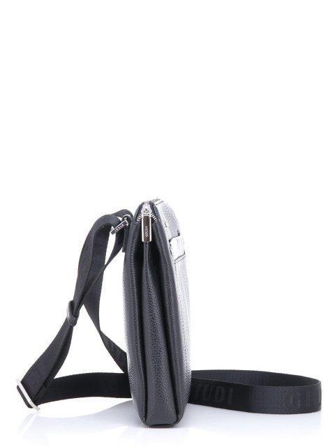 Чёрная сумка планшет Giudi (Джуди) - артикул: К0000030713 - ракурс 2