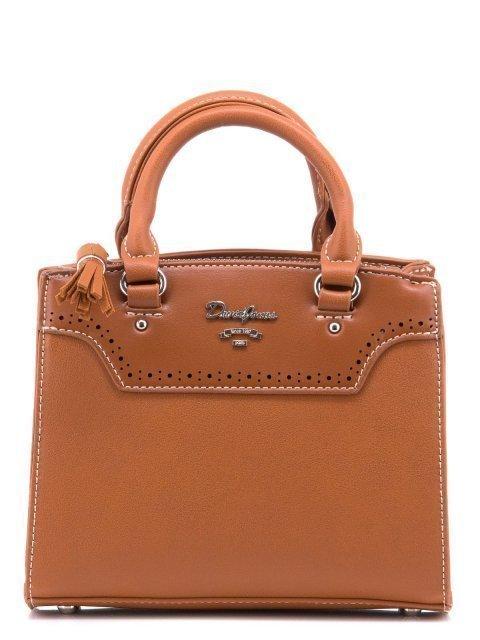 Рыжая сумка классическая David Jones - 1400.00 руб