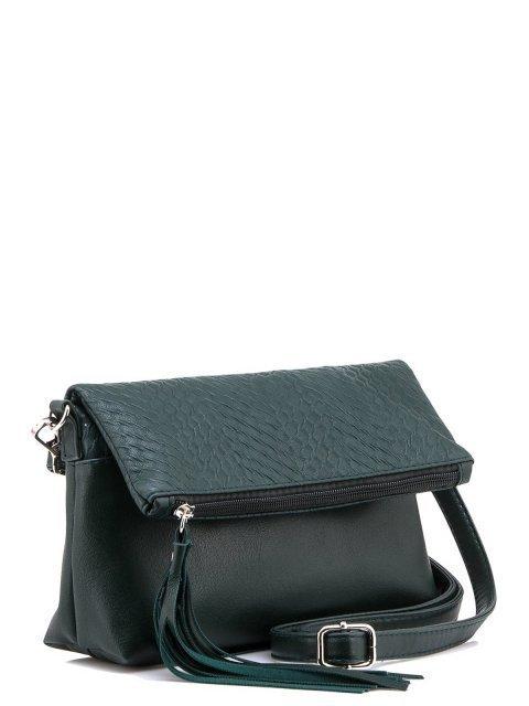 Зелёная сумка планшет S.Lavia (Славия) - артикул: 1090 838 31 - ракурс 2