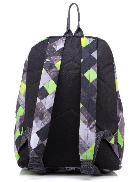 Серый рюкзак Lbags (Эльбэгс) - артикул: 0К-00001885 - ракурс 3