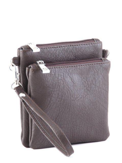 Коричневая сумка планшет S.Lavia (Славия) - артикул: 893 62 02 - ракурс 1