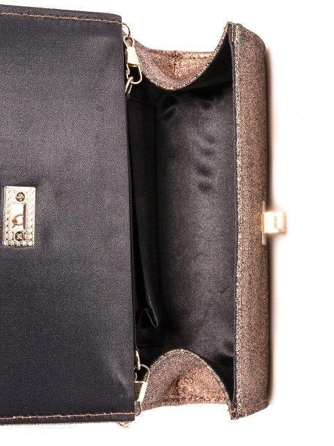 Бронзовая сумка планшет Domenica (Domenica) - артикул: 0К-00003264 - ракурс 4