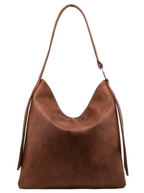 Рыжая сумка мешок S.Lavia - 2029.00 руб