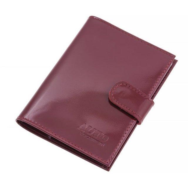 Бордовый бумажник S.Lavia - 690.00 руб