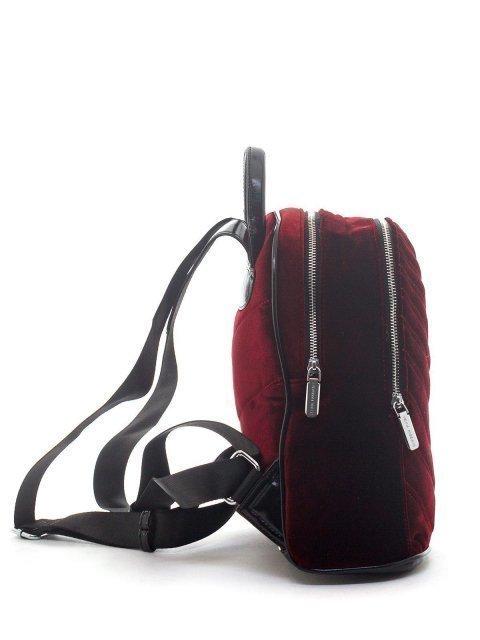 Бордовый рюкзак Fabbiano (Фаббиано) - артикул: К0000020491 - ракурс 2