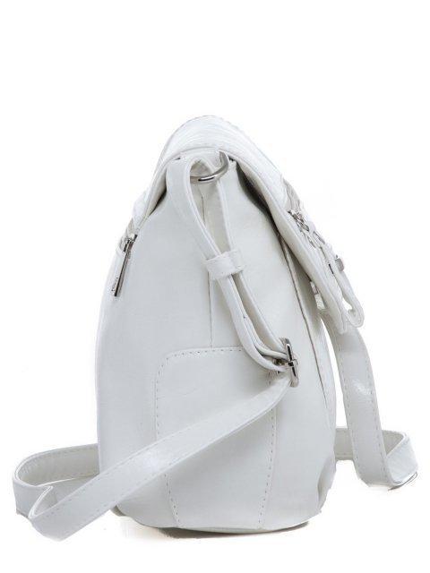 Белая сумка планшет S.Lavia (Славия) - артикул: 750 048 10 - ракурс 3