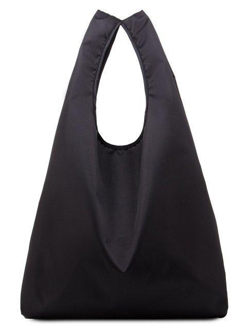 Чёрный шоппер S.Lavia - 595.00 руб