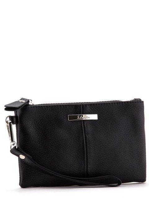 Чёрная сумка планшет S.Lavia (Славия) - артикул: 0019 12 01 - ракурс 1