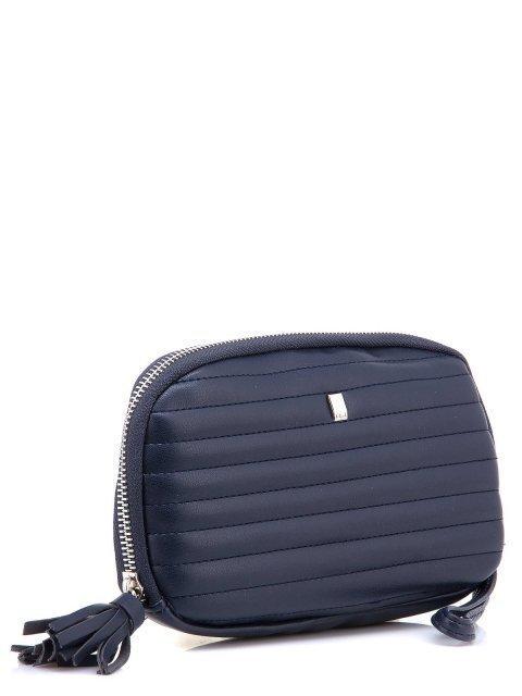 Синяя сумка планшет David Jones (Дэвид Джонс) - артикул: 0К-00001702 - ракурс 1