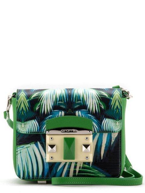 Зелёная сумка планшет Cromia - 6030.00 руб