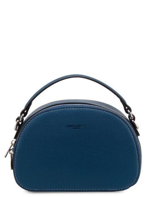 Синяя сумка планшет David Jones - 1623.00 руб