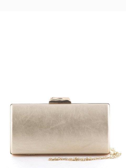 Золотая сумка планшет Angelo Bianco - 676.00 руб