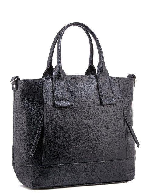 Чёрная сумка классическая S.Lavia (Славия) - артикул: 1074 902 01 - ракурс 3