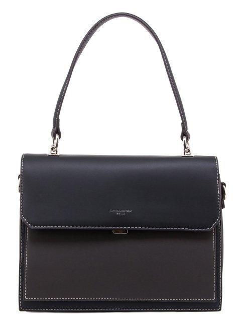 Чёрный портфель David Jones - 2076.00 руб