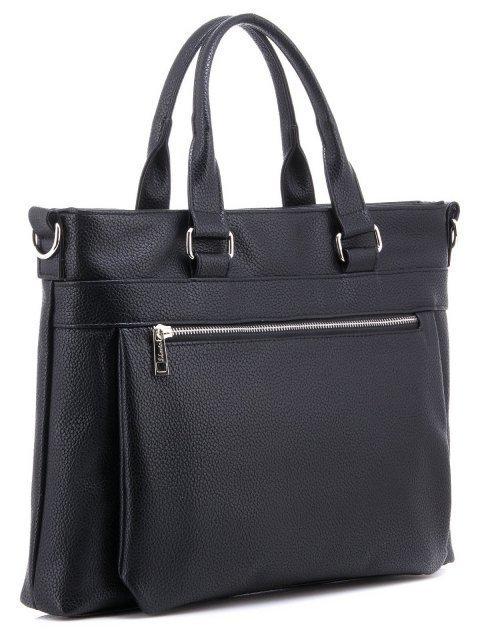 Чёрная сумка классическая S.Lavia (Славия) - артикул: 963 902 01 - ракурс 1