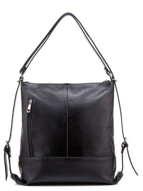 Чёрная сумка мешок S.Lavia (Славия) - артикул: 0041 13 01 - ракурс 6