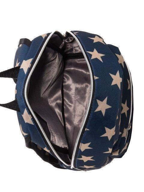 Синий рюкзак S.Lavia (Славия) - артикул: 00-56 000 70 - ракурс 4
