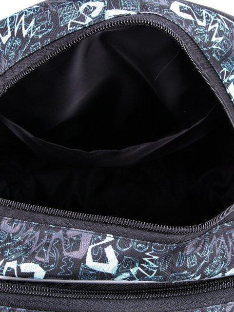 Серый рюкзак Lbags (Эльбэгс) - артикул: К0000031245 - ракурс 4