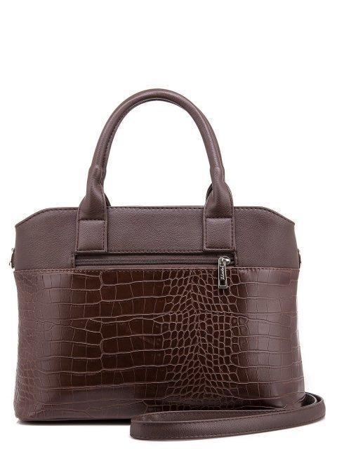Коричневая сумка классическая S.Lavia (Славия) - артикул: 507 206 02 - ракурс 3