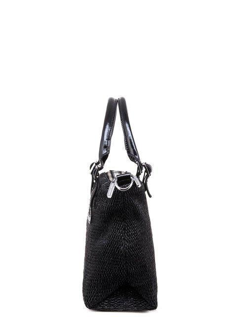 Чёрная сумка классическая Fabbiano (Фаббиано) - артикул: 0К-00006446 - ракурс 2