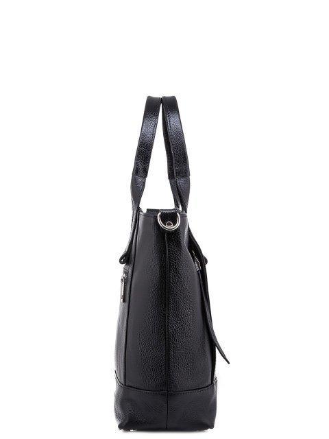 Чёрная сумка классическая S.Lavia (Славия) - артикул: 0050 12 01 - ракурс 4